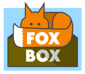 The logo for the Fox Box Project